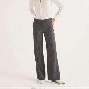 Boden british tweed by moon pants sz 4P petite